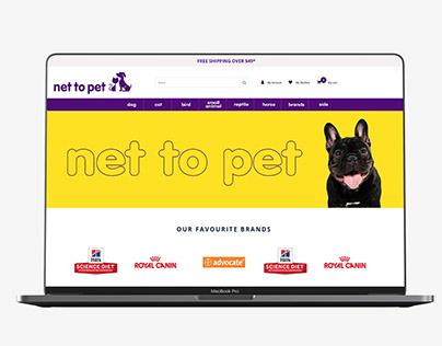 Net To Pet Test Colours V2