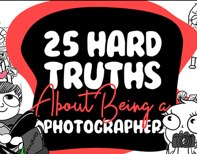 Illustrated Article - 25 Hard Truths About Being a...