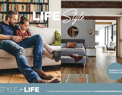 Barker & Stonehouse Press Campaign 1