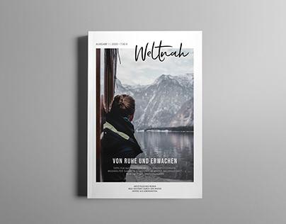 Weltnah Magazin Printausgabe 01   2020