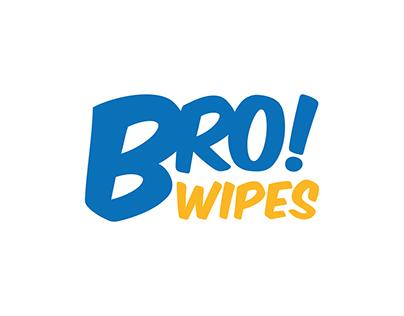 Bro! Wipes Branding Project