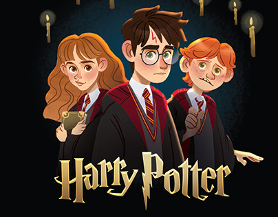 Harry Potter // Motion Graphic