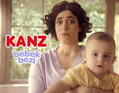 Kanz Bebek Bezi TVC