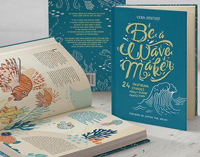 Libro Be a Wave Maker