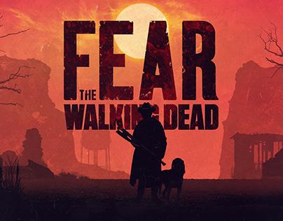 Fear the Walking Dead opening titles