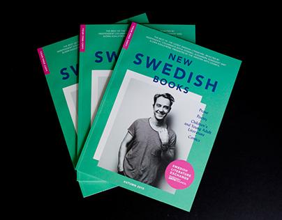 New Swedish Books – Autumn 15