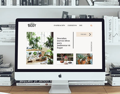 BIODY Web Page
