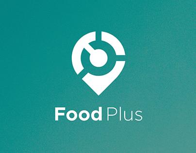 Food plus Identity design
