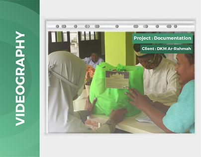 Documentation Work for DKM Ar-Rahmah