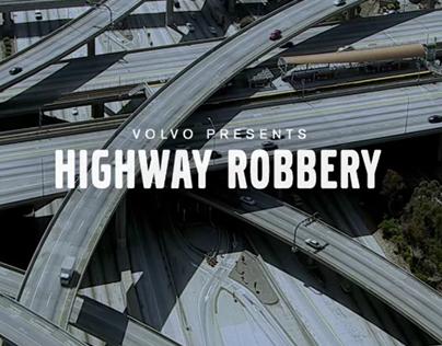 Volvo Highway Robbery - Activation