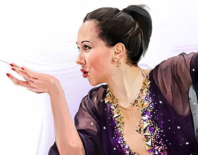 Russian Figure Skating Ladies
