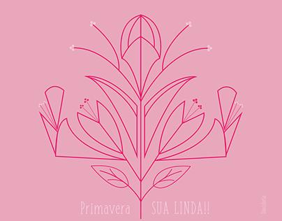 Flores de Minas Gerais | Flor 02