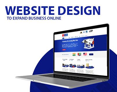 Corporate Client Website Design