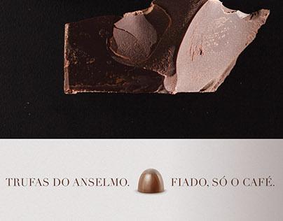 Prints   Trufas do Anselmo   Peça interna, Revolution.