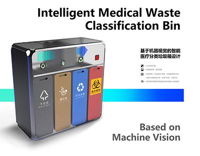 Intelligent Mediecal Waste Bin Based on Machine Vison