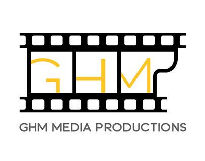 GHM Media Production logo