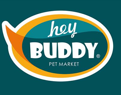 Branding - Hey Buddy!