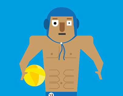 Waterpolo player