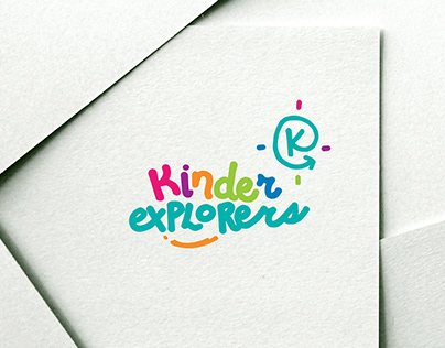 Kinder Explorers Playschool | Brand Identity