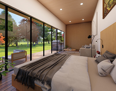 Sleeping Cabin Design