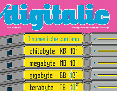 Cover Digitalic Magazine /11/2020 _n.100