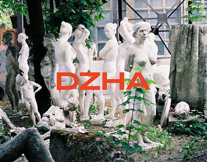 DZHA - Branding & Website for Photographer