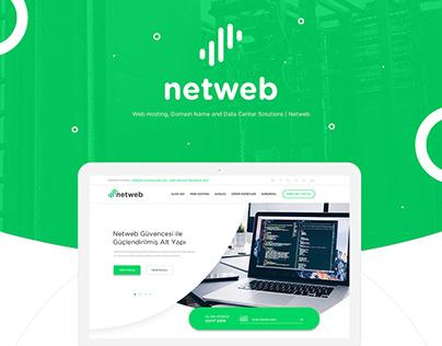 Netweb Hosting PSD Theme
