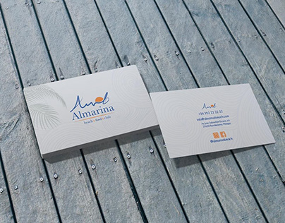 Art cards for @almarinabeach