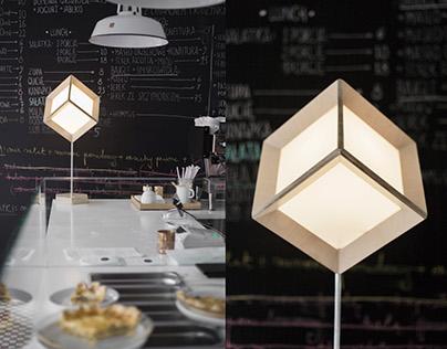 Cubus Lamp