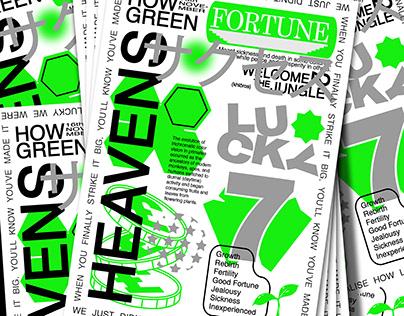 HEAVENS, HOW GREEN