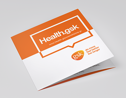 GSK 3-fold brochure