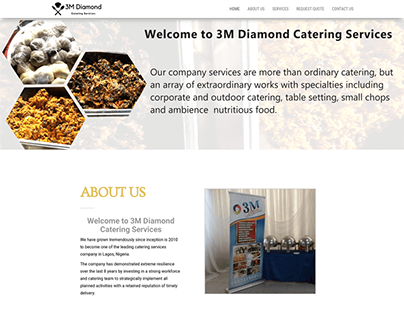 3MD Catering Services