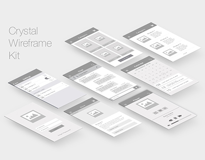 Crystal Wireframe Kit