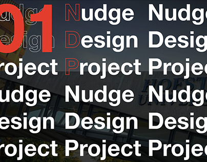 'Rip the Runway' Nudge Design Project