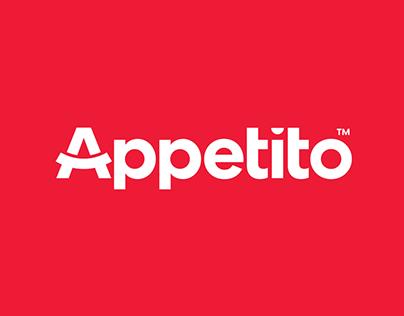 Appetito™ | Rebranding