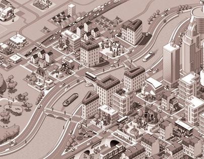 Iso Cities (Villes)