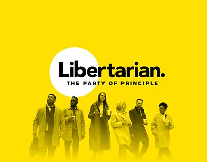 Libertarian Party Rebrand