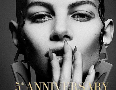 MOD Magazine Vogue Italy
