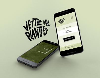 Vette Plantjes App