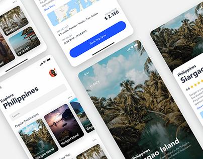 Traveler Explore Mobile App
