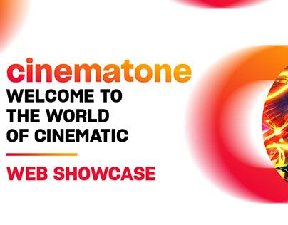 Movie News Website Interface Design