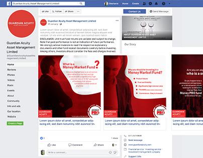 Guardian Acuity Money Market Fund Social Media and Logo