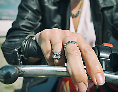 Jewelry for bikers