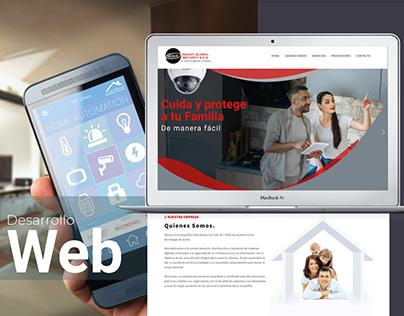 Smart Security (Renovación Web)