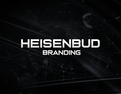 Heisenbud Branding