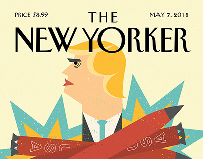 The Cubist New Yorker