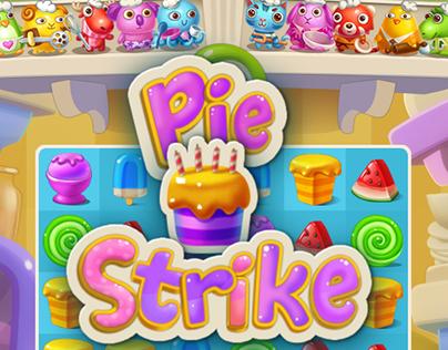 Game Match3 Sweetie Swipe
