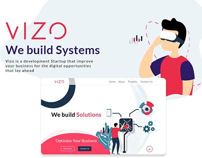 Vizo Website