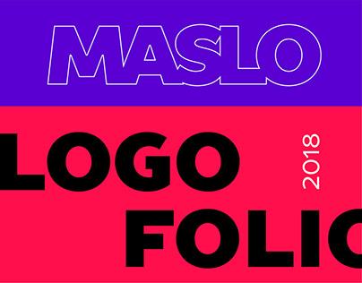 Разработка логотипов 2018 год