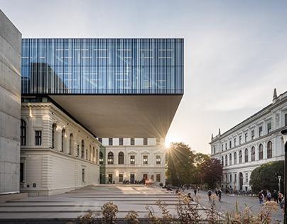 University Library, Graz (AT) - Atelier Thomas Pucher